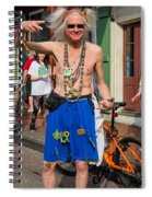 Curt Spiral Notebook