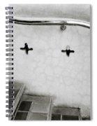 Curve Spiral Notebook