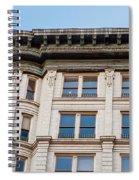 Curved Corner Spiral Notebook