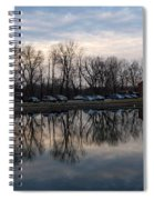 Cushwa Basin C And O Canal Spiral Notebook