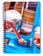 Custom Cab 14854 Spiral Notebook