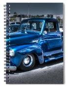 Custom Chevy Pickup Spiral Notebook