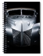 Custom Ford Coupe Spiral Notebook