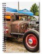 Custom Truck Spiral Notebook