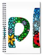 Customized Baby Kids Adults Pets Names - Sophia Name Spiral Notebook