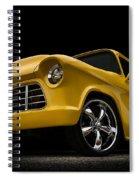 Cut '55 Spiral Notebook