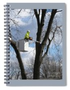 Cut Complete Spiral Notebook