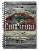 Cutthroat Pale Ale Spiral Notebook