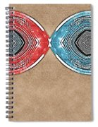 Cyberkiss Spiral Notebook