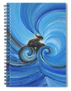 Cycle By Jrr Spiral Notebook