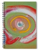 Cyclone Ride Spiral Notebook