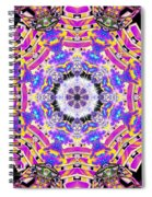 Cymatic Gateway Spiral Notebook