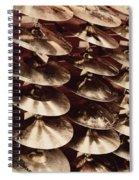 Cymbalogy Spiral Notebook