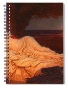 Cymon And Iphigenia Spiral Notebook
