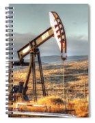 Cymric Field IIi Spiral Notebook