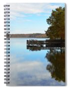 Cypres Reflections Spiral Notebook