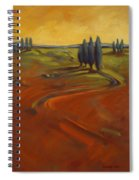 Cypress Hills 3 Spiral Notebook
