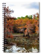 Cypress Isles Spiral Notebook