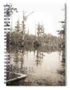 Cypress Swamp Spiral Notebook