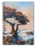 Cypress Tree Coast Spiral Notebook