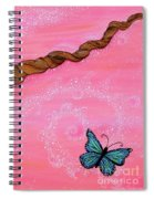 Cypress Wand Spiral Notebook
