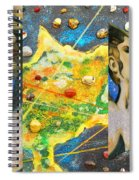Cyprus And Aphrodite Spiral Notebook