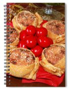 Cyprus Easter Tradition Spiral Notebook
