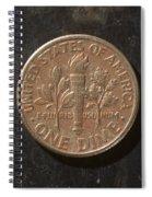 D 1989 B T Spiral Notebook