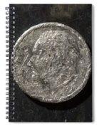 D 1990 A H Spiral Notebook