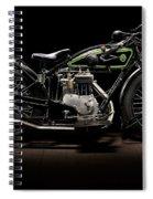 D-rad R04 Spiral Notebook