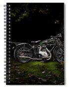 D-rad R04 In A Forest Spiral Notebook