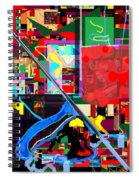 Daas 17a Spiral Notebook