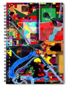 Daas 17b Spiral Notebook