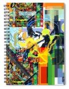 Daas 17g Spiral Notebook