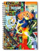 Daas 17i Spiral Notebook
