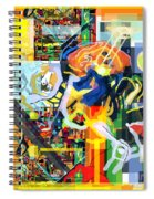Daas 17j Spiral Notebook