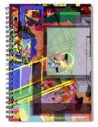 Daas 18 O Spiral Notebook