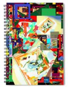 Daas 18b Spiral Notebook