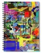Daas 2 Zd Spiral Notebook