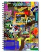 Daas 2 Zf Spiral Notebook