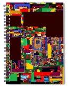 Daas 21 Spiral Notebook
