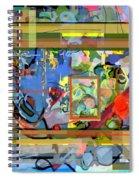 Daas 2z Spiral Notebook