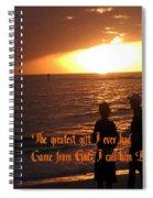 Dad Spiral Notebook