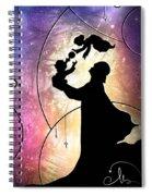 Darth Daddy Spiral Notebook