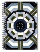 Daddy's Denims Quilt Spiral Notebook