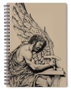 Daedalus Workshop Spiral Notebook