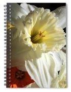 Daffodil Still Life Spiral Notebook