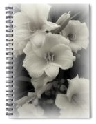 Daffodils Emerge Spiral Notebook