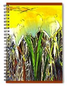 Daffy Two Spiral Notebook
