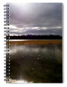 Dahler Lake In Emily Minnesota Spiral Notebook